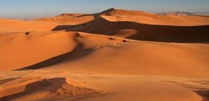 Solar Farms Can Occupy Desert Areas - iStockPhoto