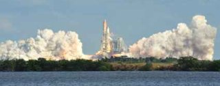 Space Shuttle Launch - iStockPhoto