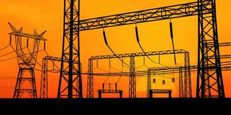 Substation - part of the transmission network - iStock Photo
